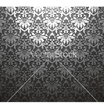 Free vintage floral seamless pattern vector - Kostenloses vector #249833