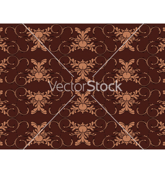 Free floral seamless pattern vector - Free vector #249863