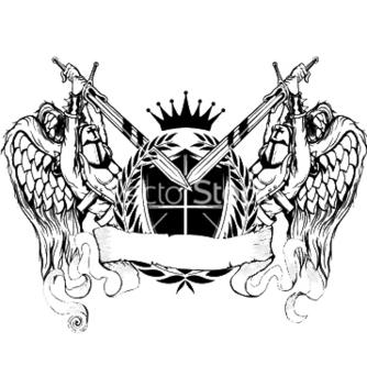 Free vintage emblem vector - Kostenloses vector #250133