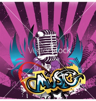 Free concert poster vector - Free vector #251053
