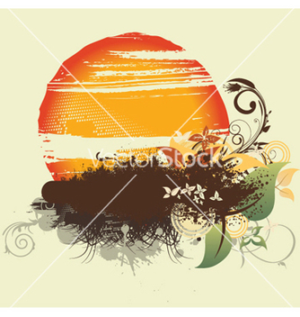 Free vintage background vector - Kostenloses vector #252063