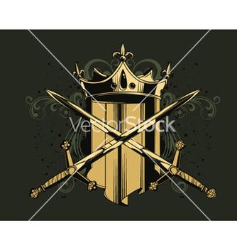 Free vintage emblem vector - Free vector #253043