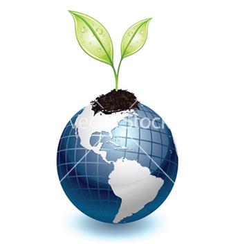 Free green concept vector - Free vector #253093