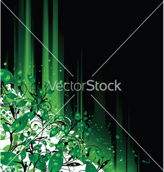 Free abstract spring background vector - Free vector #253563