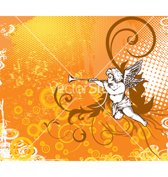 Free angel vector - Free vector #253763