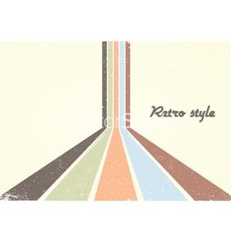 Free retro poster vector - Free vector #253933