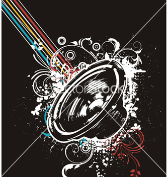 Free concert poster vector - Free vector #254013