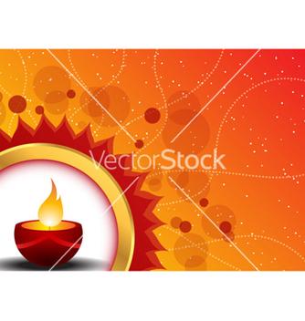 Free diwali card vector - Free vector #255393