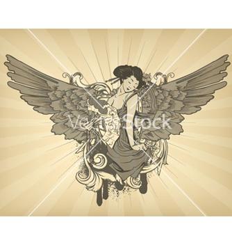 Free japanese emblem vector - vector gratuit(e) #256233