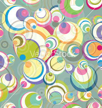 Free abstract seamless pattern vector - Kostenloses vector #256263
