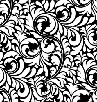 Free floral pattern vector - Free vector #256753