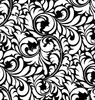 Free floral pattern vector - Kostenloses vector #256753