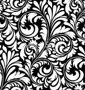 Free floral pattern vector - Kostenloses vector #257983