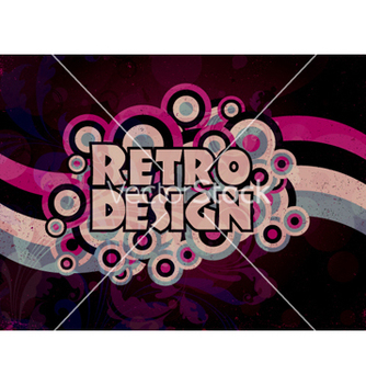 Free retro grunge background vector - Free vector #258583