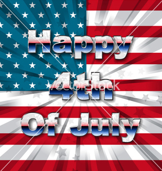 Free 4th of july vector - Free vector #258753
