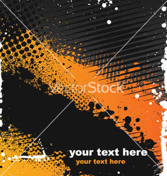 Free grunge background vector - Kostenloses vector #259173