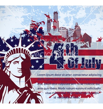 Free 4th of july vector - Free vector #259893