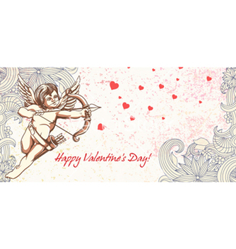 Free valentines background vector - Free vector #259983