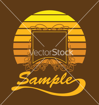 Free abstract frame vector - Kostenloses vector #260123