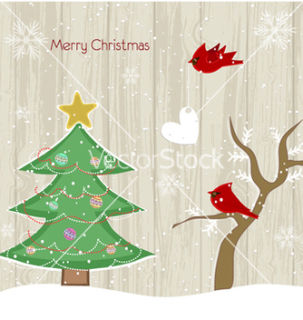 Free christmas background vector - бесплатный vector #260923