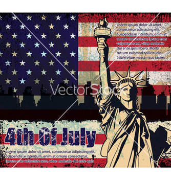 Free 4th of july vector - Free vector #261403