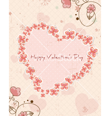 Free valentines day background vector - Free vector #262073
