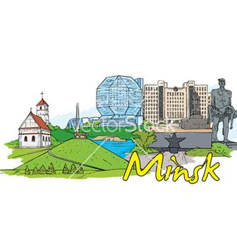 Free minsk doodles vector - vector #262323 gratis