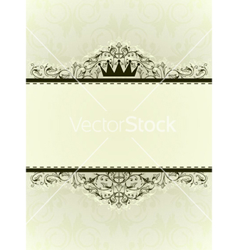 Free vintage background vector - Free vector #264253