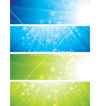Free web banners vector - Free vector #264603