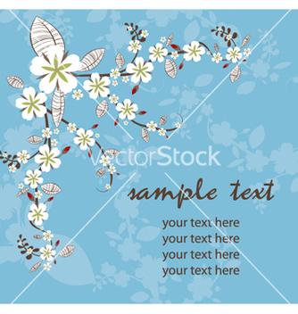 Free spring floral vector - Kostenloses vector #265083