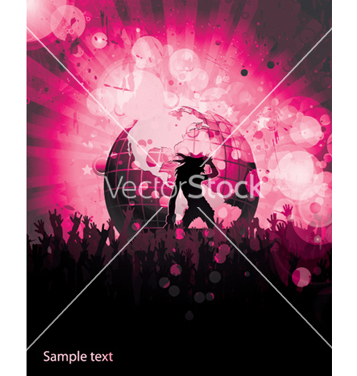 Free concert poster vector - Free vector #266183
