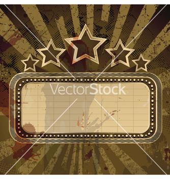 Free vintage neon sign vector - Free vector #266303