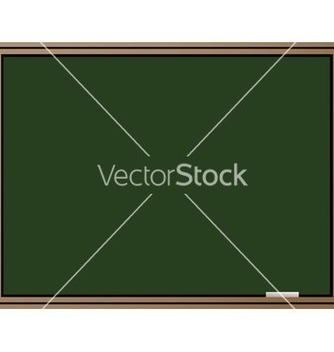 Free blackboard vector - vector #266643 gratis