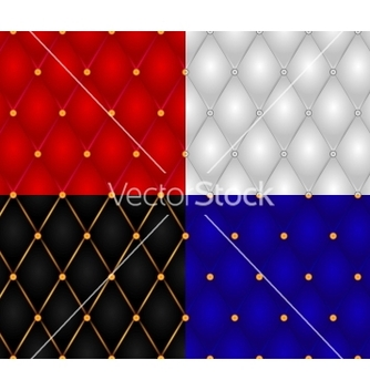 Free set of seamless casing wall textures vector - Free vector #266763