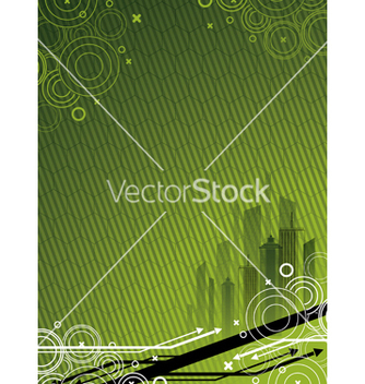 Free cityscape background vector - vector #266873 gratis
