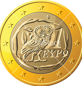 Free greek money vector - Kostenloses vector #267053