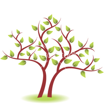 Free nature tree vector - Free vector #267233
