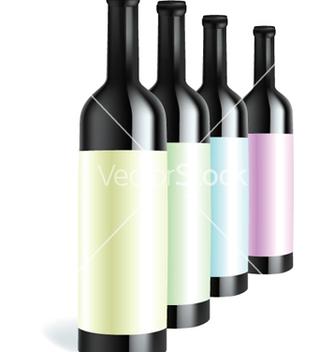 Free bottle3 vector - Free vector #267633