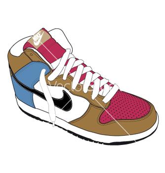 Free basket ball boots vector - бесплатный vector #267643