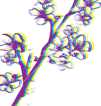 Free artistic leaf vector - Free vector #268663