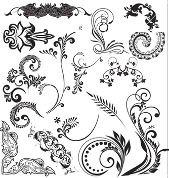 Free nature elements vector - Free vector #268673