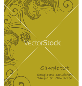 Free flowers background vector - Kostenloses vector #269043