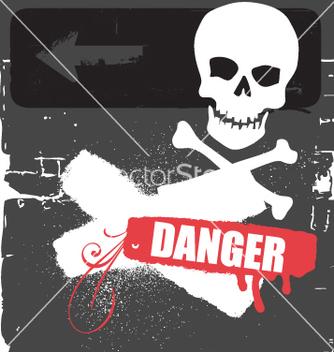 Free danger vector - Free vector #269363
