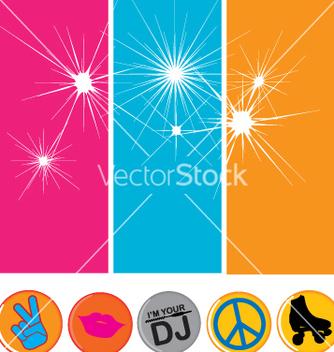Free disco flavor vector - бесплатный vector #269623