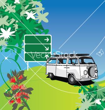 Free camper vector - Free vector #269653