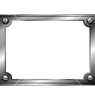 Free steel frame vector - Free vector #269923