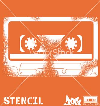 Free stencil tape vector - Kostenloses vector #269953