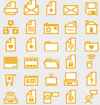 Free web icons vector - Kostenloses vector #270633