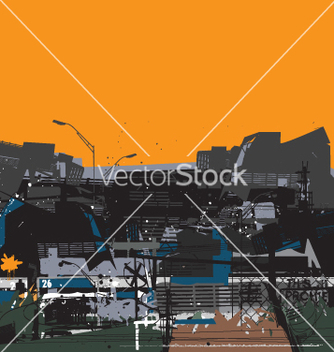 Free urban jungle vector - Free vector #270803