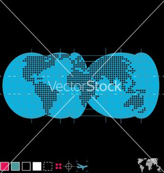 Free globe vector - Free vector #270813